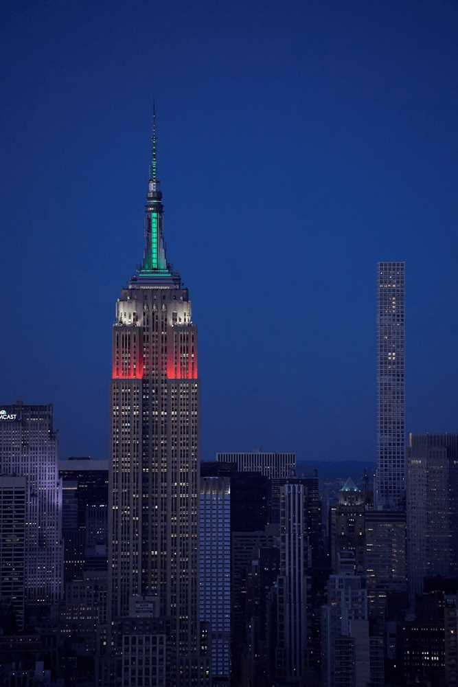 1290406 USA New York City
